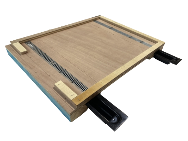 Quality Beekeeping Supplies Beetle Trap Bottom Board