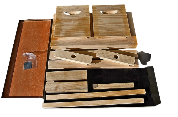 Nucleus Box - 5 Frame - Complete Flat Pack