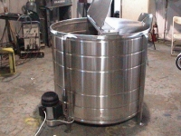 Extractor 12 Frame Reversible