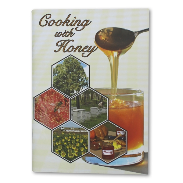 Cooking with Honey Book