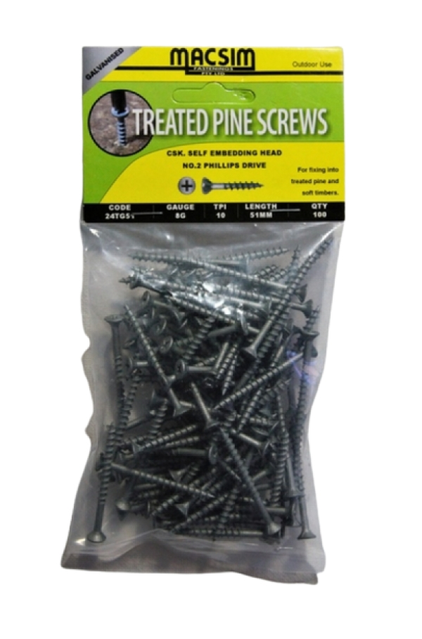 Screws for Supers 100 Pack