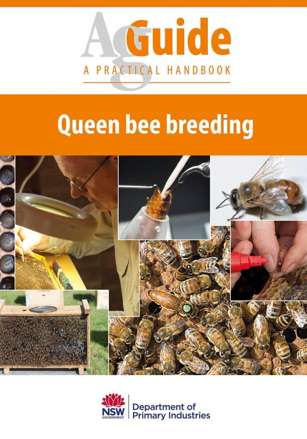 AG Guide Queen Bee Breeding Book
