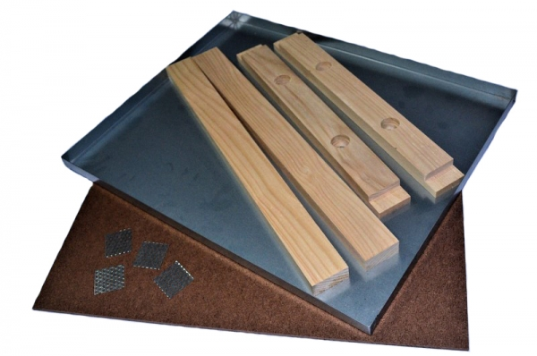 Heavy Duty Lid Complete 10 Frame Flat Pack