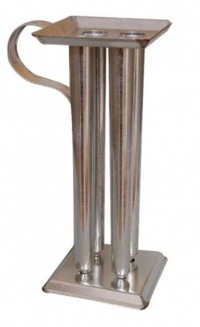 Candle 4 Tube Metal