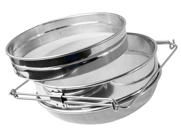 Strainer - Double Layer Stainless