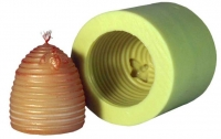 Candle Single Beehive Skep
