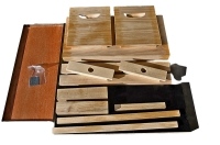 Nucleus Box - 4 Frame - Complete Flat Pack
