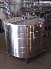 Extractor 18 Frame  Reversible