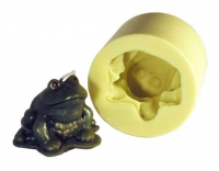 Candle Frog Mould